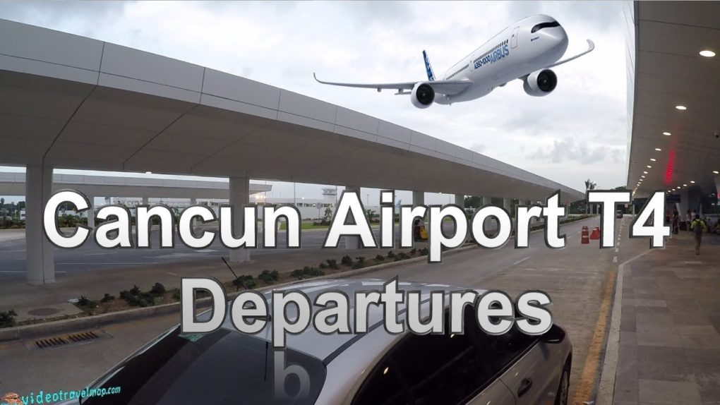Cancun Airport T4 Departures