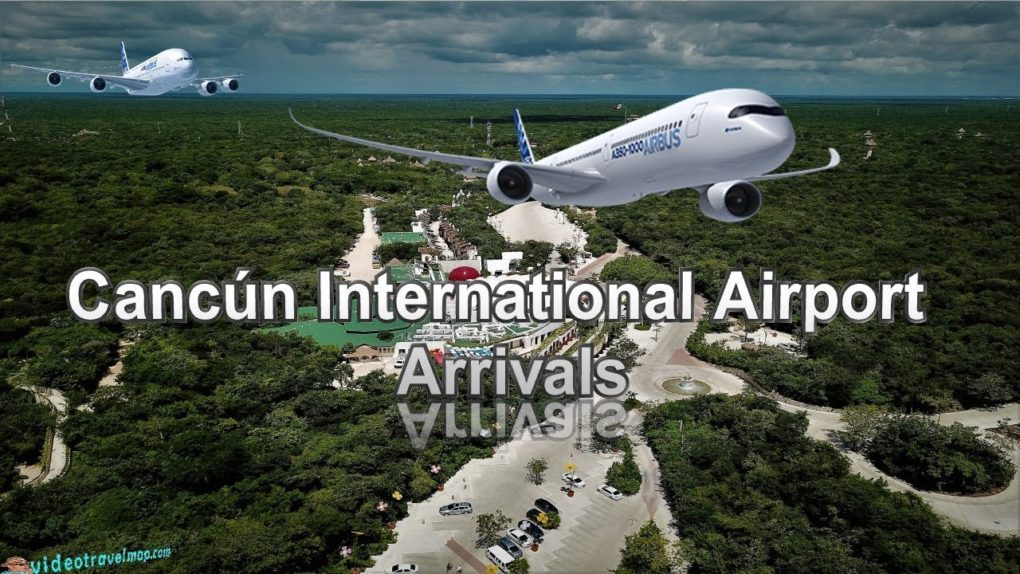 Cancún International Airport - Arrivals