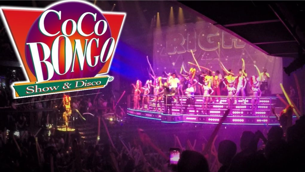 Coco Bongo Playa del Carmen night full of surprises