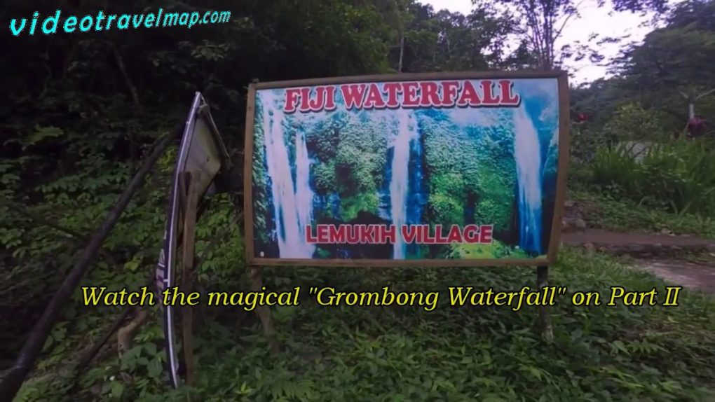 Trip to Bali Waterfalls